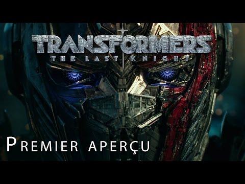 TRANSFORMERS - THE LAST KNIGHT : Premier aperçu après 25 minutes de film