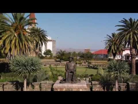 Namibia - Terra Di Contrasti