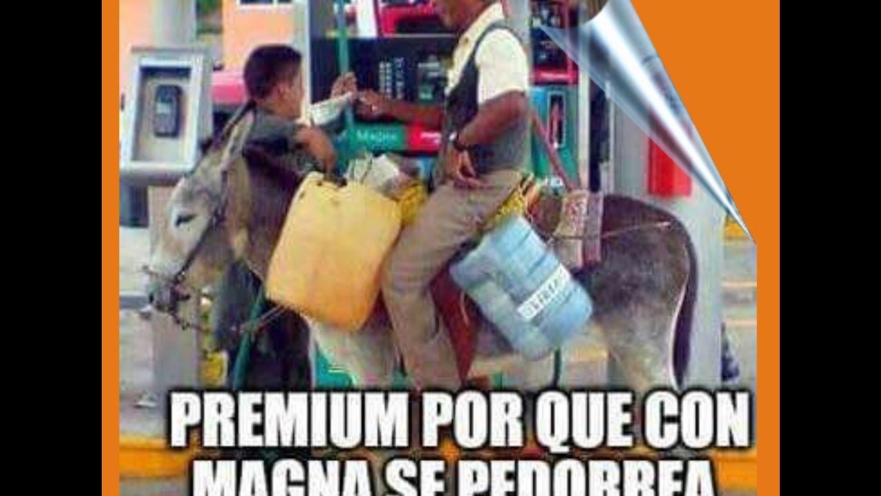 ¡En México, todos hablan de esto! Divertidos memes del Gasolinazo