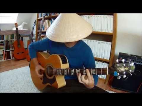 Ewan Dobson Techno Guitar 101 - Cover