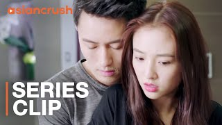 Cozying up to my ex-bf...while my crush breaks into his house   Chinese Drama   My Amazing Boyfriend