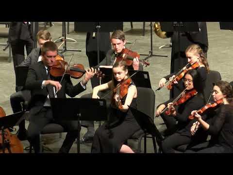 Appalachian Symphony Orchestra 04/29/18