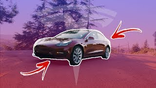Top 10 COOLEST Features of the Tesla Model 3!