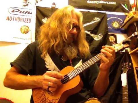 Island Guitar Music Shop in Key West Ukulele Best Slide Blues w/ Wayne Sorbelli