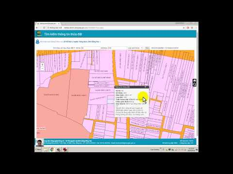 Xem quy hoạch đất tỉnh Đồng Nai - phần 1
