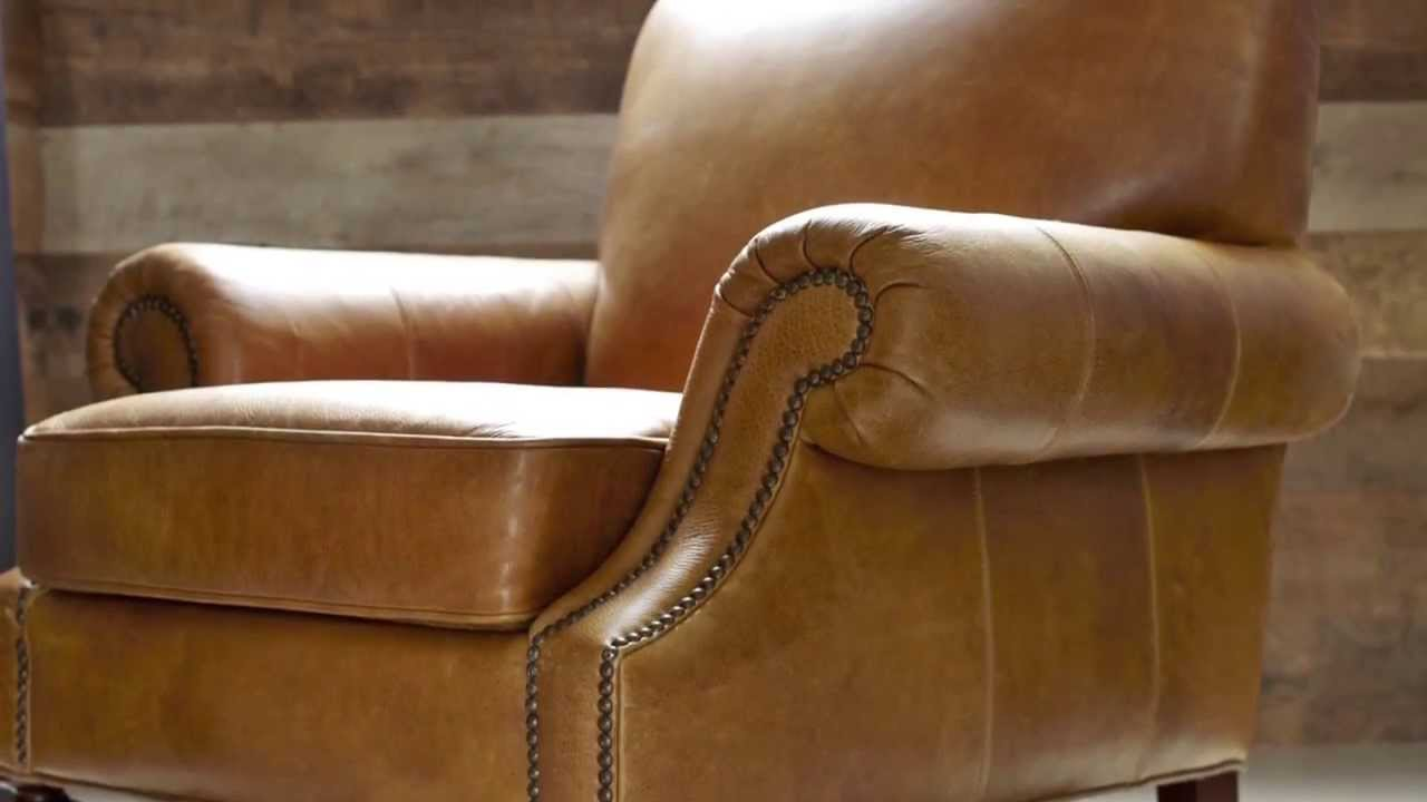 Performance Leather Upholstery