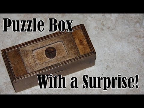 How to Open a Puzzle Box