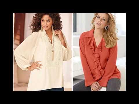 Блуза-туника на все случаи жизни
