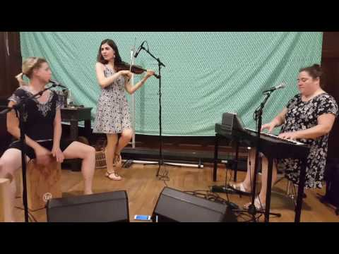Portland Intown Contra Dance 7/20/17 The Women's Guild and Dela Taylor