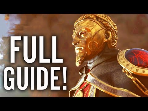 BLACK OPS 4 ZOMBIES IX EASTER EGG GUIDE: FULL IX EASTER EGG WALKTHROUGH TUTORIAL (BO4 Zombies)