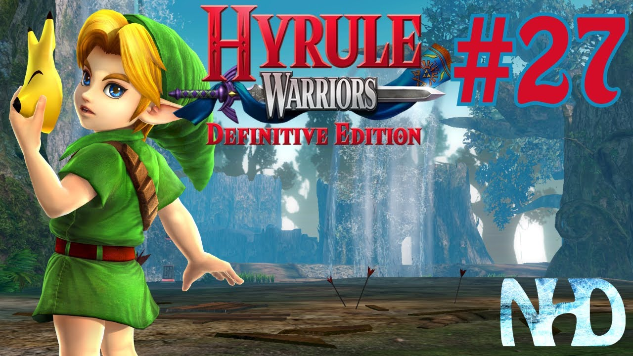Hyrule Warriors Definitive Edition Adventure Mode Pt27 Great Sea Map 8 Youtube