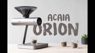 The Acaia Orion - Bean Doser
