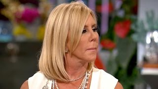 'RHOC' Stars Claim Vicki Gunvalson Was 'Impaired' at the Reunion