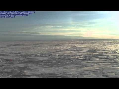 Voyage to the North Pole on an Icebreaker (Summer 2007)