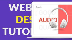 eCommerce Web Design Figma Tutorial