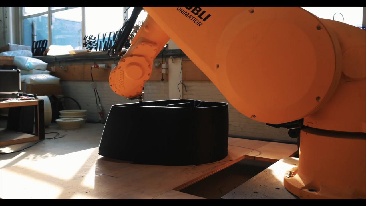 Afbeeldingsresultaat voor 3d-robotprinting