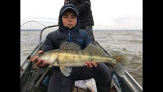 Рыбалка на реке Днепр Мишурин рог начало ноября 2017