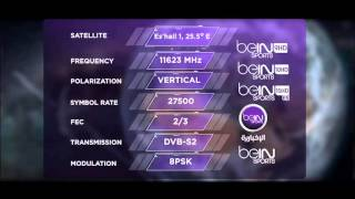 Frequency beIN Sport News   تردد قنوات بي ان سبورت