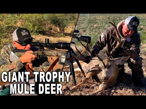 BEST MULE DEER HUNTING RANCH IN THE WORLD | VLOG