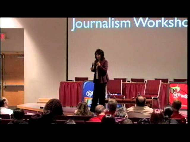 Crazy Horse Journalism Workshop