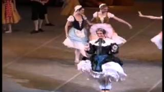 La fille mal gardee - The Clog Dance - Bolshoy Version