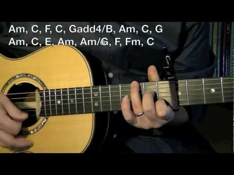 Guitar guitar tabs i will follow you into the dark : Death Cab for Cutie inspired guitar lesson - I will follow you ...