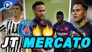 C'est le feu total au Paris Saint-Germain | Journal du Mercato