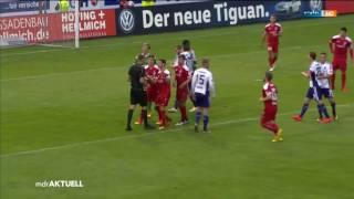 VfL Osnabrück - FC Rot-Weiß Erfurt 3:0 | 8. Spieltag | 3. Liga 2016/2017