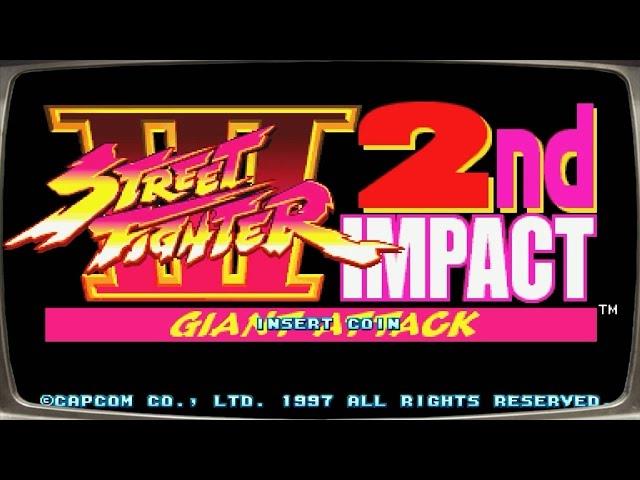 Street Fighter 3: Second Impact - Até o Último Chefão [fx4100 + Gtx550ti]