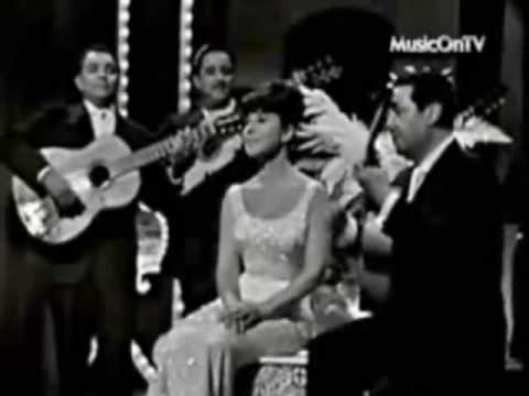 LOS PANCHOS CON EYDIE GORME - GRANADA - 1964