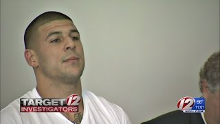 List Reveals Who Visited Aaron Hernandez Behind Bars