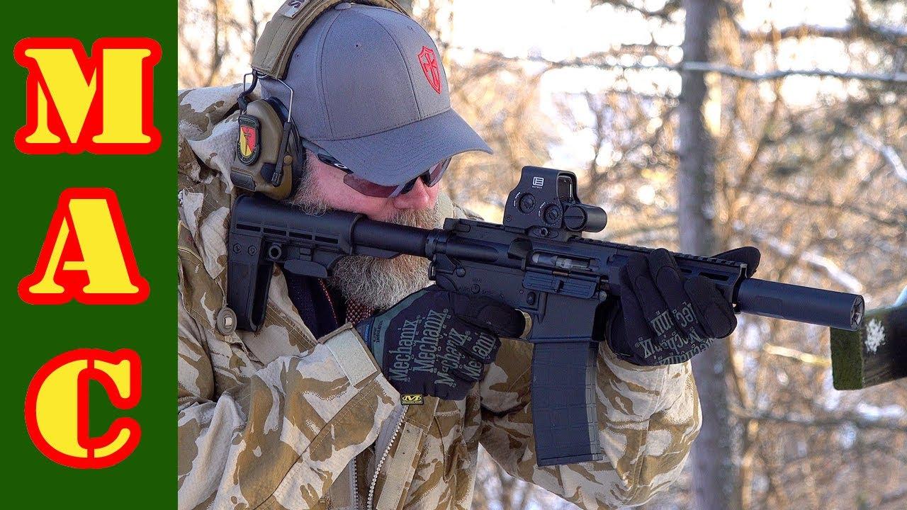 Tippmann Arms 22 LR AR15 - The best .22 AR made?