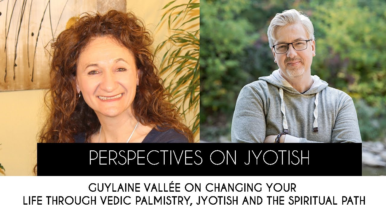 Perspectives on Jyotish - Interview With Guylaine Vallée From the Birla Center [Video]
