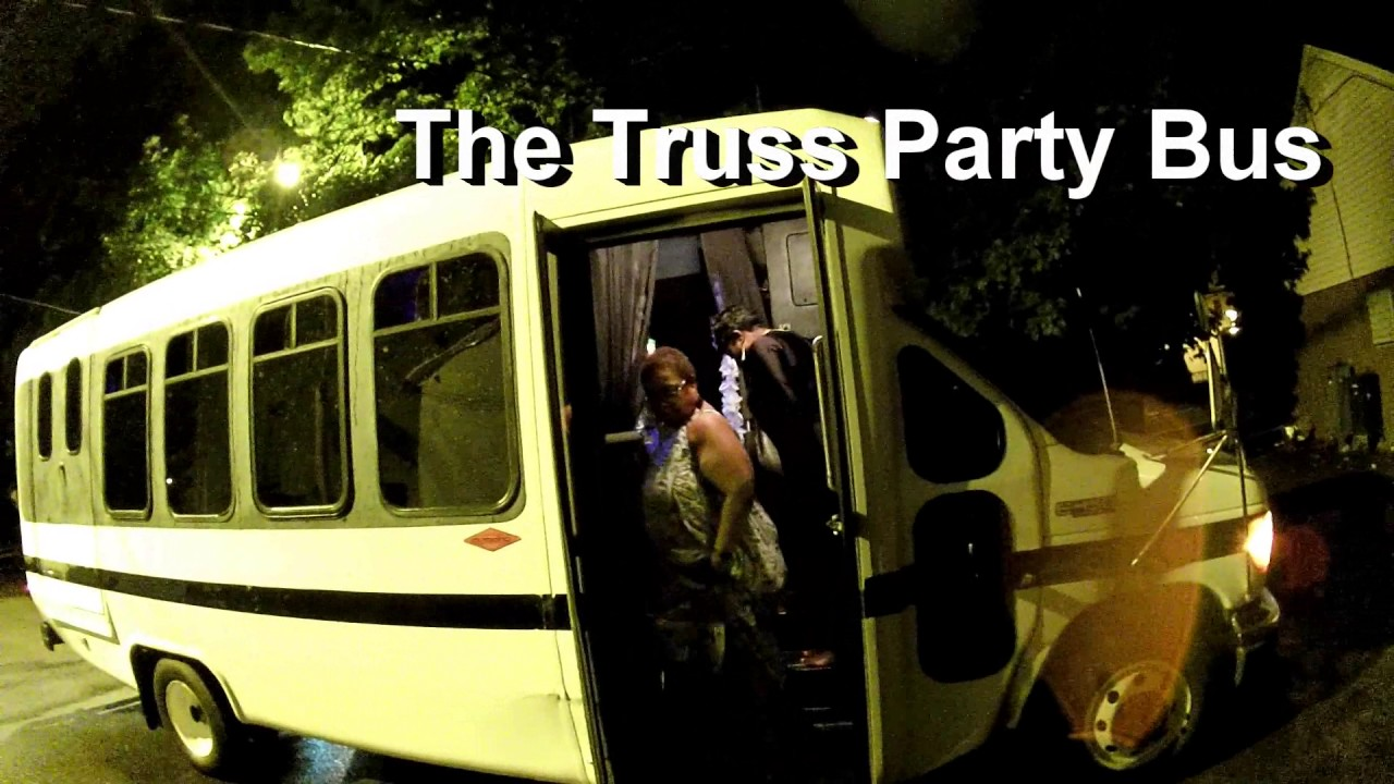 TRUSS PARTY BUS 1080 - YouTube