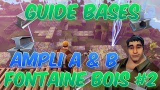 AMPLI A - B FONTAINE BOIS #2 - FORTNitE SAUVER THE WORLD