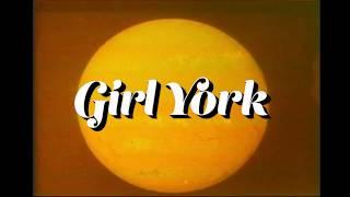 YORK - GIRL