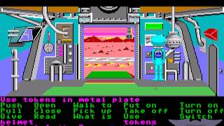 Amiga Longplay: Zak McKracken and the Alien Mindbenders