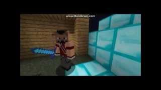 mineCraft сериал -Бездна-. 1 серия- Знакомство с Васом.
