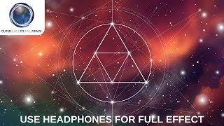 Soul Star Chakra activation  Powerful Binaural beats music