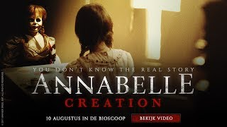 Annabelle: Creation | TV-spot Origin 30s Dynamisch | 10 augustus in de bioscoop