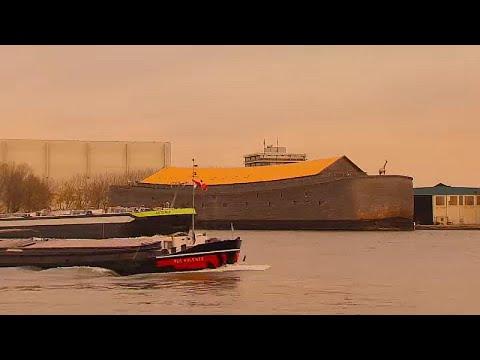 """Clima: Arca de Noé em Roterdão é """"solução"""""""