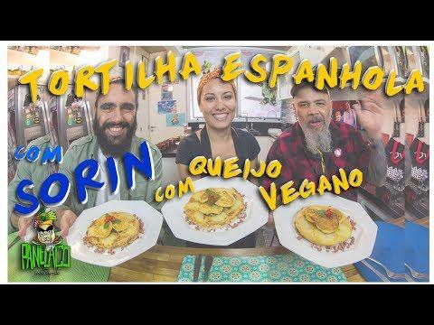 Tortilha espanhola com Sorin e chef Diana| Panelaço do João Gordo