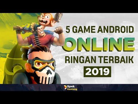 5 Game Online Ringan Terbaik di Android 2019 - Anjay Mabar.