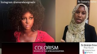 Beyonce, Amara La Negra and colorism among women in the Pan-African Diaspora