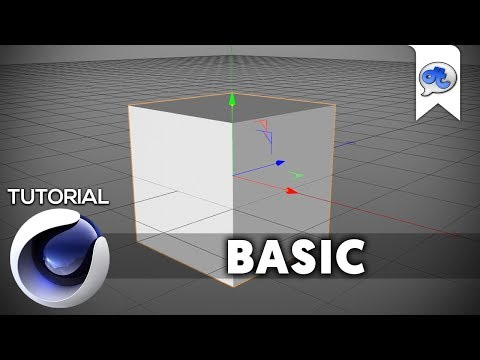 Cinema 4D | TUTORIAL #1 : BASIC (Bahasa Indonesia)