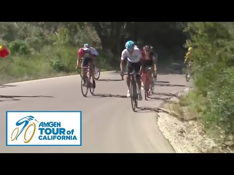 Amgen Tour of California 2018 | Stage 2 Highlights