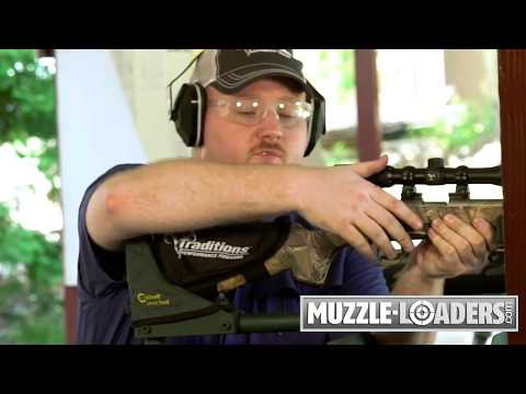 How To Load & Fire a Bolt Action Muzzleloader Rifle - Muzzle-Loaders.com