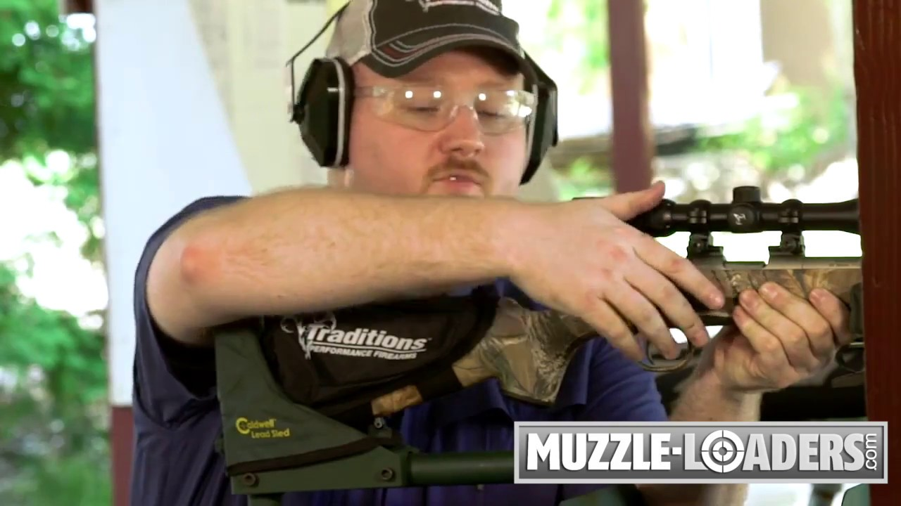 How to Load and Fire a Muzzleloader images