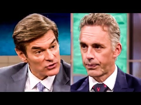 Jordan Peterson's Silly Diet Insanity With Dr Oz