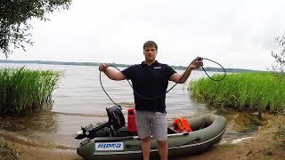 Купили мотор. Это важно знать! Мотор для лодки. Рыбалка, охота.